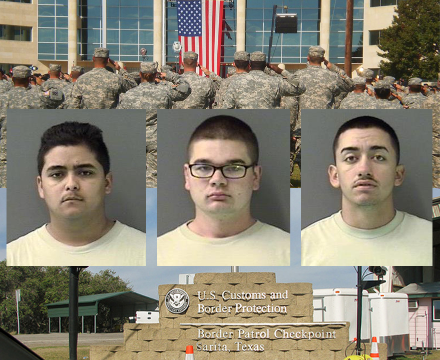 FORT HOOD SMUGGLER ARREST EXAMINER