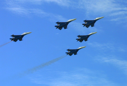 NATO INTERCEPTS RUSSIAN JETS